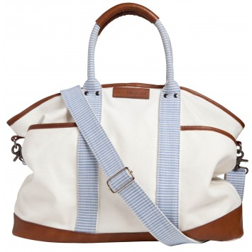 Bluffton Tote - Natural Canvas